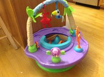 Baby/toddler chair with round table in Camp Lejeune, North Carolina