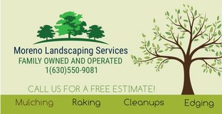 Landscaping Services in Elgin, Illinois