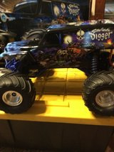 "Traxxas ""Son-Uva Digger"" 1/10th scale in Fort Riley, Kansas"