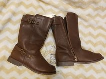 Brand new little girls boots size 12 in Okinawa, Japan