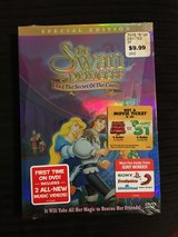 2-NIP The Swan Princess And The Secret Of The Castle dvd in Camp Lejeune, North Carolina