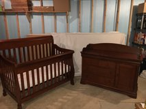 Crib set in Joliet, Illinois