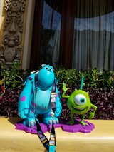 Monsters Inc Mike & Sully in Vacaville, California