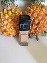 Maybelline Fit Me foundation 230 natural Brf in Okinawa, Japan