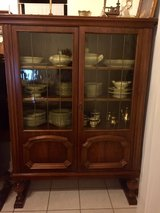 China Cabinet, Storage / Display Cabinet in Ramstein, Germany