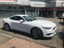 FORD MUSTANG GT 50TH ANNIVERSARY ONLY 1200 MILES AUTOMATIC in Ramstein, Germany