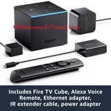 Amazon Fire TV Cube sealed or loaded in Okinawa, Japan