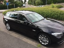 2012 BMW 5 Series Station Wagon. Perfect Family Car. $15,000 in Wiesbaden, GE