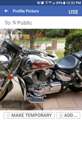 2006 HONDA VTX1300R6 in Fort Hood, Texas