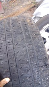 275/55/20 tires off 2017 dodge stra in Moody AFB, Georgia