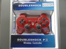 Sony Ps3 Wireless Controller (RED) in Camp Lejeune, North Carolina
