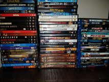 Over 700 DVDs & BluRays in Conroe, Texas