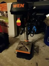 brand new wen 8 inch 5 speed drill press in Kingwood, Texas