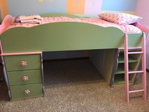 Girls twin Bed in New Lenox, Illinois