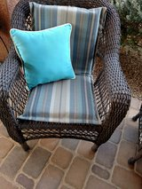 Chair cushions for patio furniture in Phoenix, Arizona