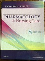 Pharmacology for Nursing Care in Lockport, Illinois