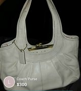Coach - Bone color Purse in 29 Palms, California