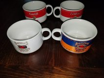 Set of 4 Campbell's Soup Mugs By Westwood in Conroe, Texas