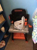 Black and decker tool bench all parts there in Conroe, Texas