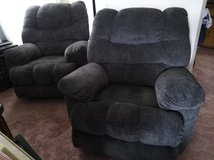 2 rocking recliners-new in Fort Hood, Texas