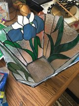 Stained Glass Vase #3 in Naperville, Illinois