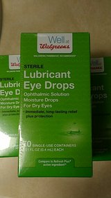 Eye Drop Lubricant like Refresh Plus 70 single use containers in Tacoma, Washington
