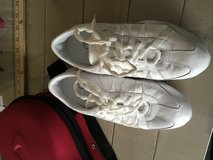 Nfinity cheer shoes size 7 1/2 in Hemet, California