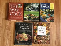 Collection / Lot of 33 COOKBOOKS in St. Charles, Illinois