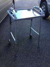 Rolling Folding WALKER With Tray & Wheels in Lockport, Illinois