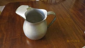 Antique 2 Qt Aluminum Pitcher in Byron, Georgia