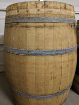 wine barrel in Pearl Harbor, Hawaii