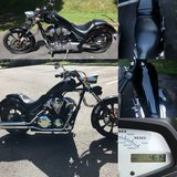 Honda Fury for sale Clean title on hand in Quantico, Virginia