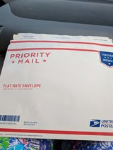 STAMPS ..PRIORITY MAIL ($6.65) W/PRIORITY ENVELOPES in Naperville, Illinois