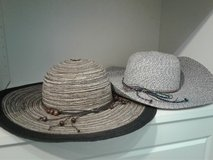 Summer hats in Alamogordo, New Mexico