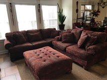 couch, love seat, and ottoman in Byron, Georgia
