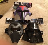 New Star Wars Masks in Oswego, Illinois