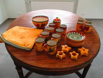 Villeroy and Boch Christmas Set - 22 plus pieces in Ramstein, Germany