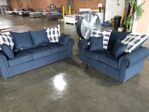 New sofa and loveseat, truckload sale in Wilmington, North Carolina