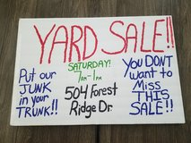 YARD SALE! 6/30 SOMETHING FOR EVERYONE! in Lexington, Kentucky