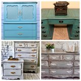 Shabby chic furniture in Camp Lejeune, North Carolina