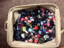 Nail polish lot in El Paso, Texas