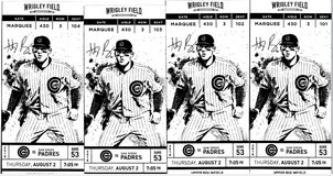 CUBS TICKETS AND PARKING FOR SALE FOR Thursday, August 2, 2018 7:05 PM in Bolingbrook, Illinois