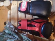 Pro force boxing gloves 14 oz. in Watertown, New York