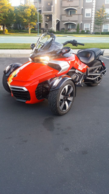 Can-Am Spyder F3-S Semiautomatic 6Speed in Travis AFB, California