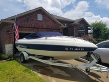 2001 Stingray 190CX Boat and trailer and all accessories in Kingwood, Texas