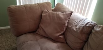 beige couch in Plainfield, Illinois
