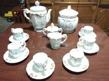 Tea set in Elizabethtown, Kentucky