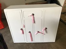 Doll clothes storage (great for American girl) in Plainfield, Illinois
