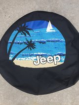 Jeep Spare Tire Cover in Beaufort, South Carolina