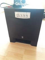 yamaha YST-SW 315 SUBWOOFER in Ramstein, Germany